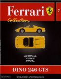 07 - Dino 246 GTS - Časopis Ferrari Collection - bez modelu