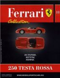 11 - 250 Testa Rossa - Časopis Ferrari Collection - bez modelu
