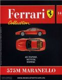 14 - 575M Maranello - Časopis Ferrari Collection - bez modelu