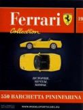 19 - 550 Barchetta Pininfarina - Časopis Ferrari Collection - bez modelu