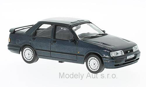Ford Sierra Cosworth - 1990 časopis s modelem - WhiteBox