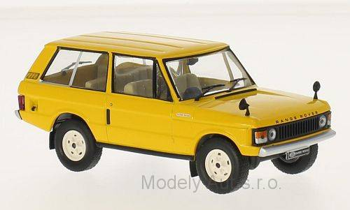 Land Rover Range Rover 3.5 - 1970 1:43 - WhiteBox časopis s modelem