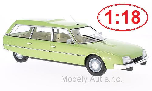 Citroen CX 2400 Super Break Serie I - 1976 1:18 - MCG časopis s modelem
