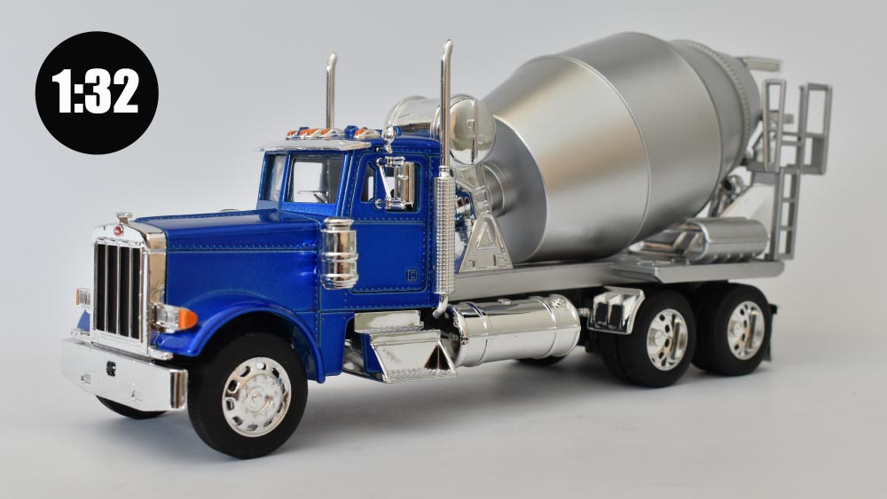 Peterbilt 379 1:32 - Welly