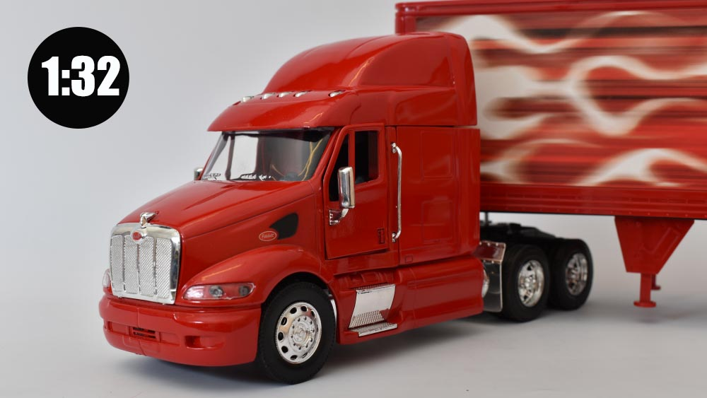 Peterbilt 387 1:32 - New Ray