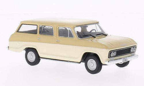 Chevrolet Veraneio - 1965 1:43 - WhiteBox časopis s modelem