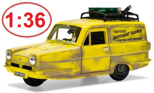 Reliant Regal Trotters Independent Trading 1:36 - CORGI