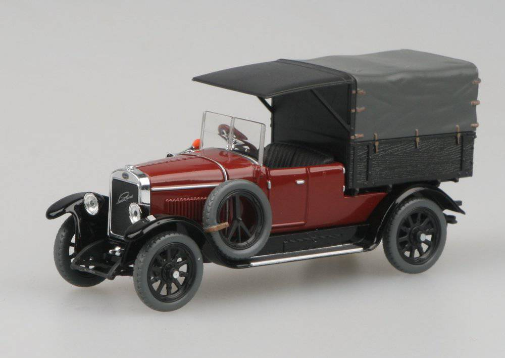Laurin & Klement Combi Body 1927 hnědý (Dark Brown)