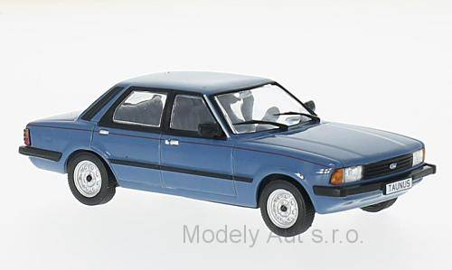 Ford Taunus TC2 Brillant - 1982 1:43 - WhiteBox časopis s modelem