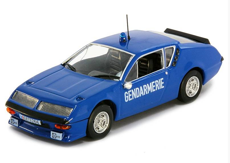 alpine renault a310 gendarmerie policejn auta sveta. Black Bedroom Furniture Sets. Home Design Ideas