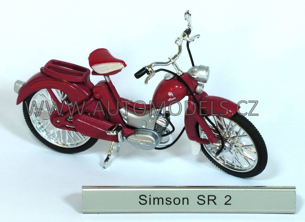 simson sr 2 atlas kovov modely motorek. Black Bedroom Furniture Sets. Home Design Ideas
