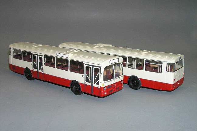 Mercedes-Benz O305 VöV - Vector-models