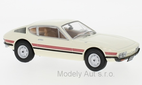Volkswagen SP2 - 1973 1:43 - WhiteBox časopis s modelem