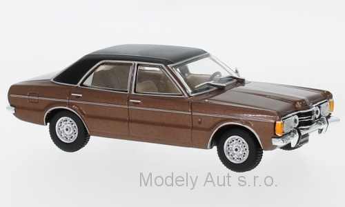 Ford Taunus GXL - 1974 1:43 - WhiteBox časopis s modelem