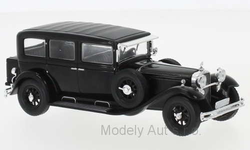 Mercedes Typ Nurburg 460 (W08) - 1929 1:43 - WhiteBox časopis s modelem