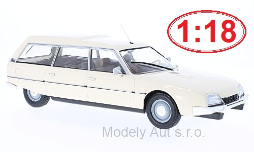 Citroen CX 2400D Super Break Serie I - 1976 1:18 - MCG časopis s modelem