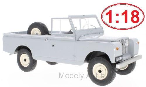 Land Rover 109 Pick Up Series II - 1959 1:18 - MCG časopis s modelem