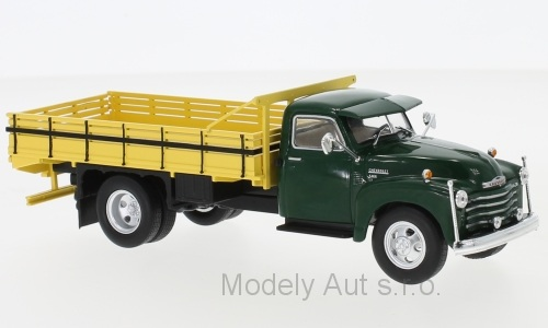 Chevrolet 6400 - 1949 1:43 - WhiteBox časopis s modelem
