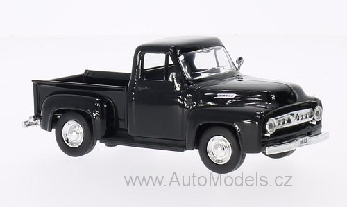 Ford F-100 Pick Up - 1953 1:43 Lucky Die Cast časopis s modelem
