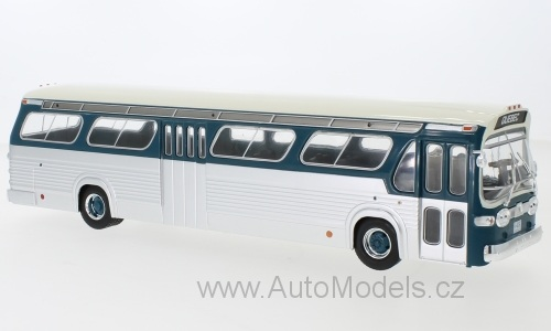 GMC New Look Fishbowl - 1969 1:43 - IXO časopis s modelem