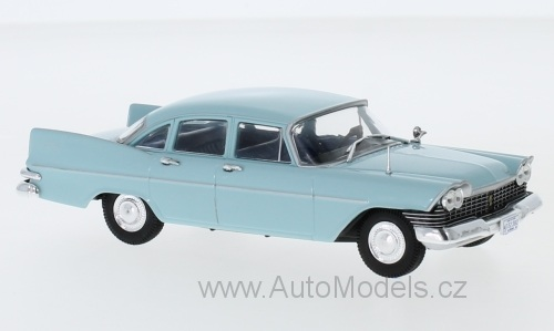 Plymouth Savoy - 1959 1:43 WhiteBox časopis s modelem