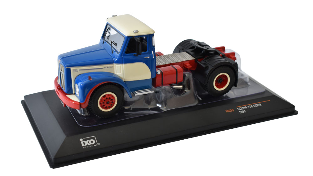 Scania 110 Super - 1953 1:43 - IXO Models sběratelský model