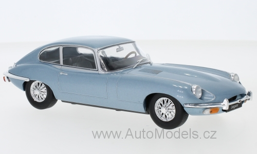 Jaguar E-Type 1:24 - WhiteBox časopis s modelem