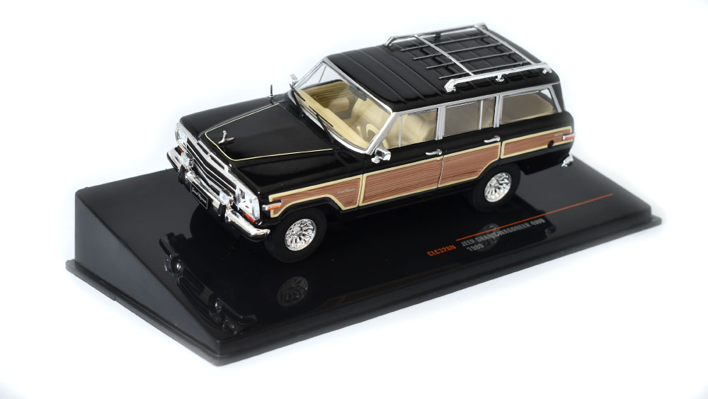 Jeep Grand Wagoneer - 1989 1:43 - IXO