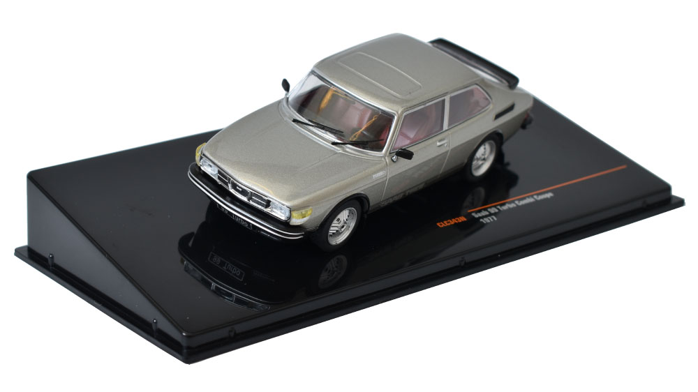 Saab 99 Turbo station wagon Coupe - 1:43 IXO Models