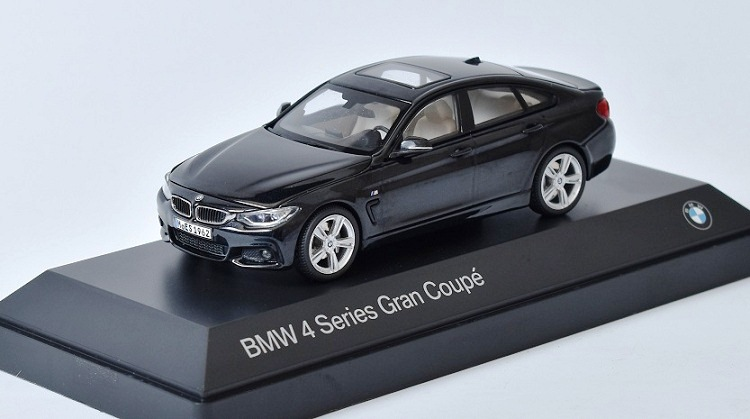 BMW 4 series Gran Coupe (F36) 2014 1:43