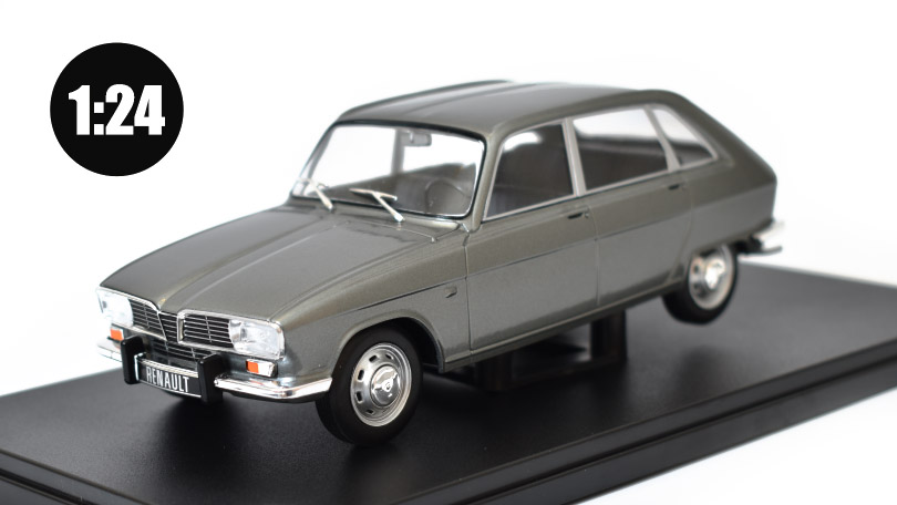 Renault 16 1:24 - WhiteBox