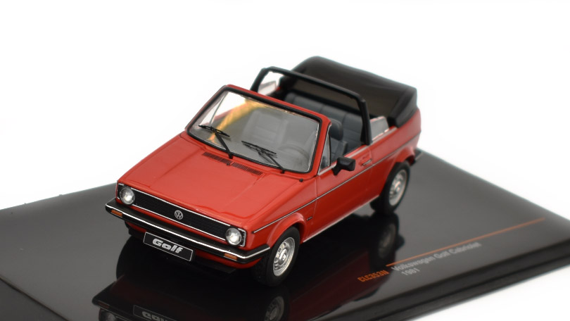 Volkswagen Golf I Convertible 1:43 - IXO Models