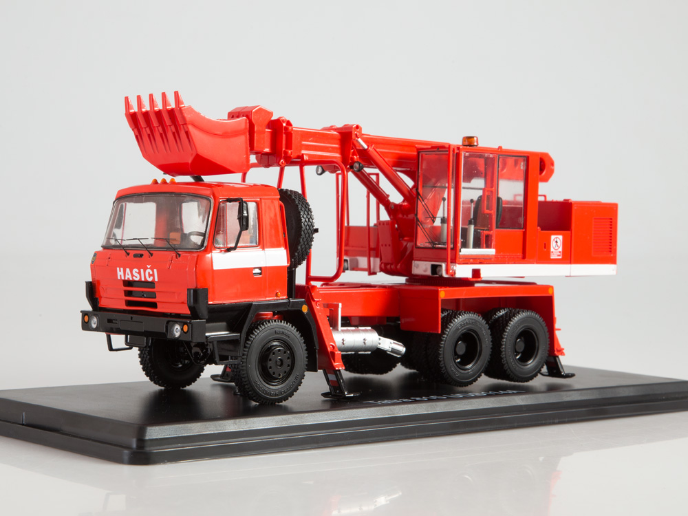 Tatra 815 UDS-114 Bagr 1:43 - SSM Start Scale Models