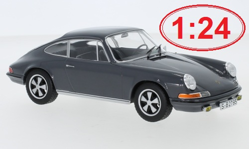 Porsche 911 S - 1968 1:24 - WhiteBox