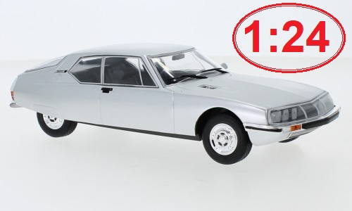 Citroen SM - 1970 1:24 - WhiteBox