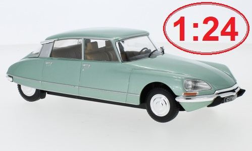 Citroen DS 23 - 1973 1:24 - WhiteBox časopis s modelem