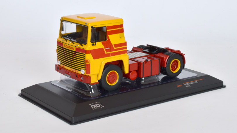 Scania LBT 141 1:43 - IXO Models
