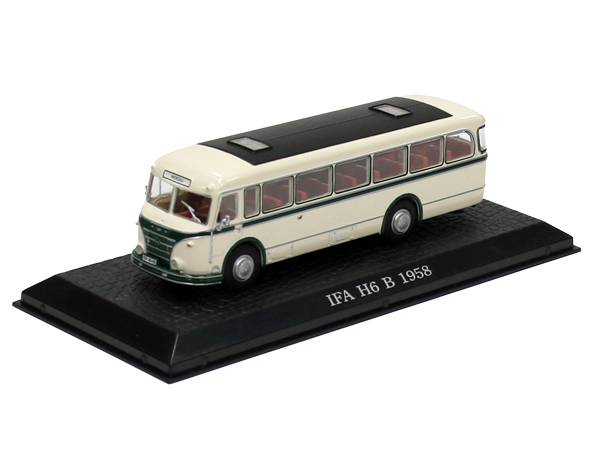 IFA H6 B 1958 autobus - Bus Collection