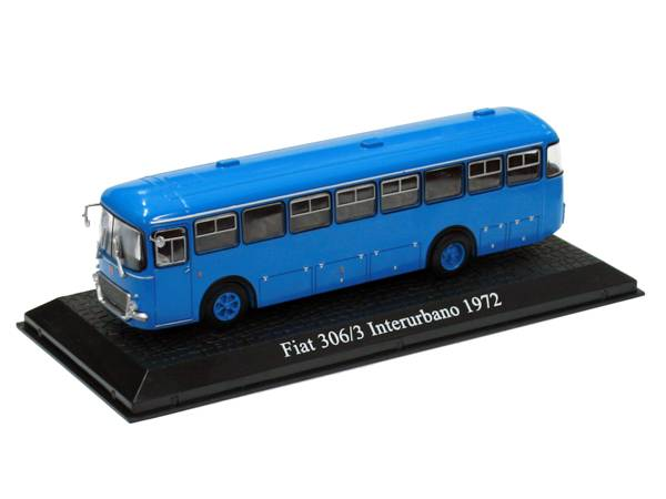 Fiat 306-3 Interurbano - 1972 - autobus - Bus Collection