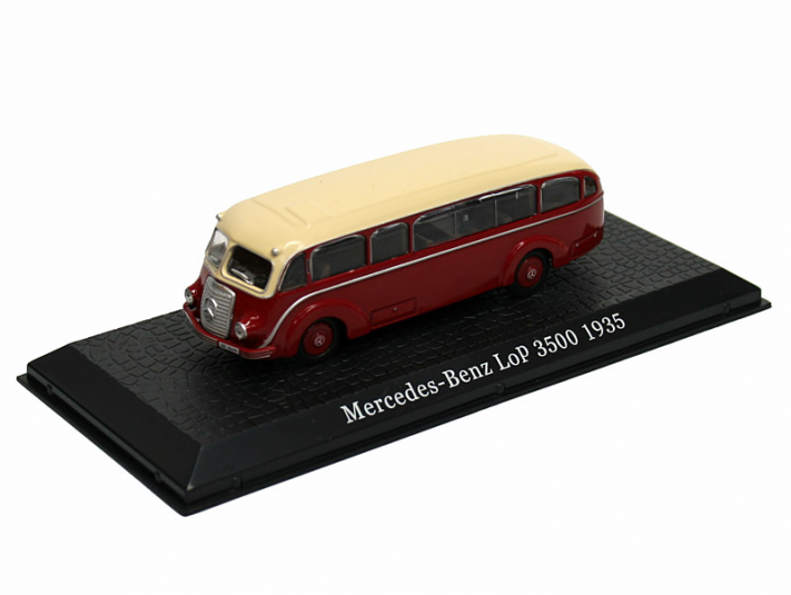 Mercedes Benz LoP 3500 1935 - autobus - Bus Collection