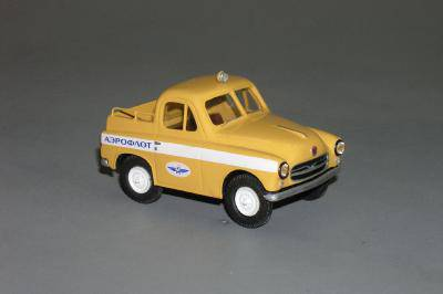 GAZ M73 pick-up Aeroflot - Vector-models