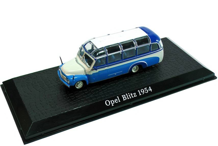 Opel Blitz 1954 autobus - Bus Collection