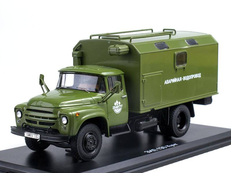 ZIL-130 kung - Start Scale Models