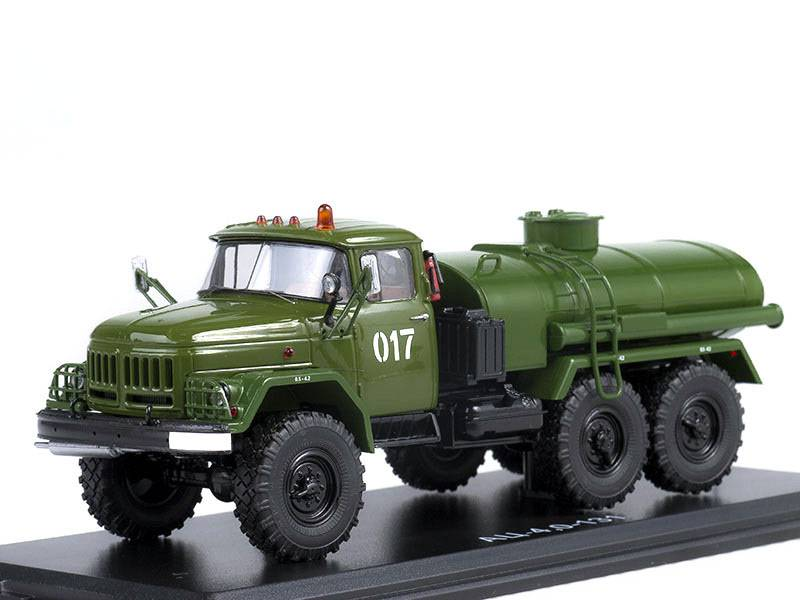 AC-4,0-131 (ZIL) - Start Scale Models