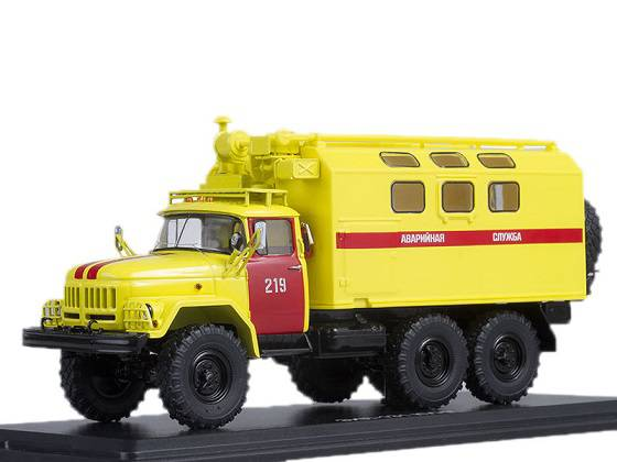 ZIL-131 kung - Start Scale Models