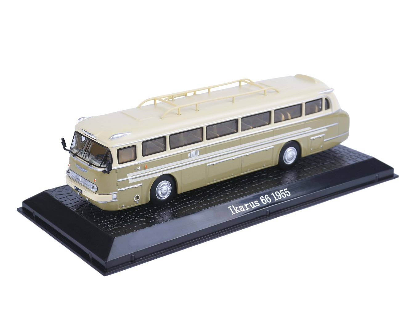 Ikarus 66 1955 autobus - Bus Collection