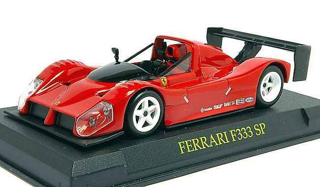 Ferrari F333 SP 1:43 - Ferrari Collection časopis s modelem
