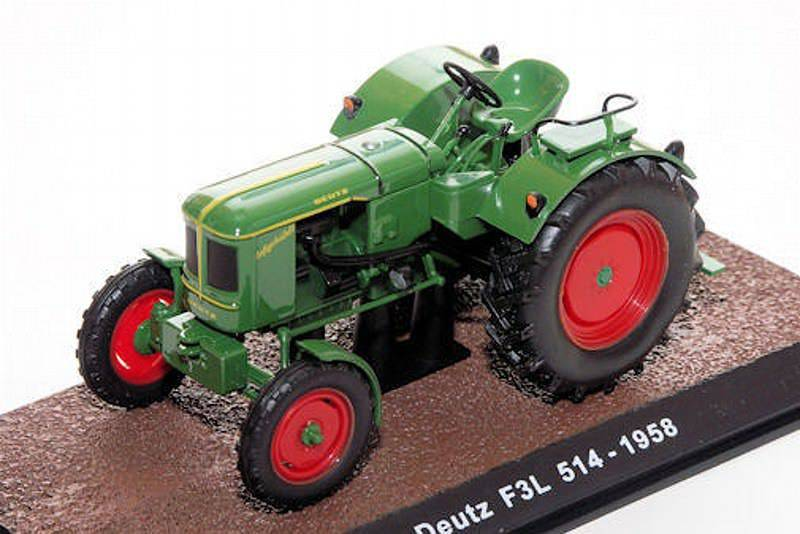 Deutz F3L 514 1958 - Atlas