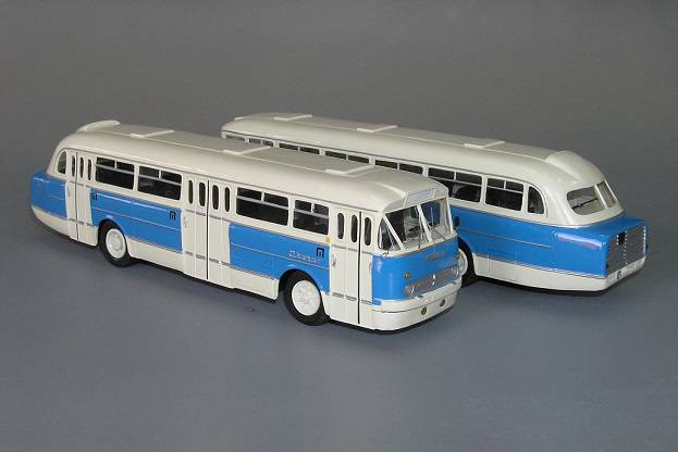 Ikarus 66 Berlin - Vector-models