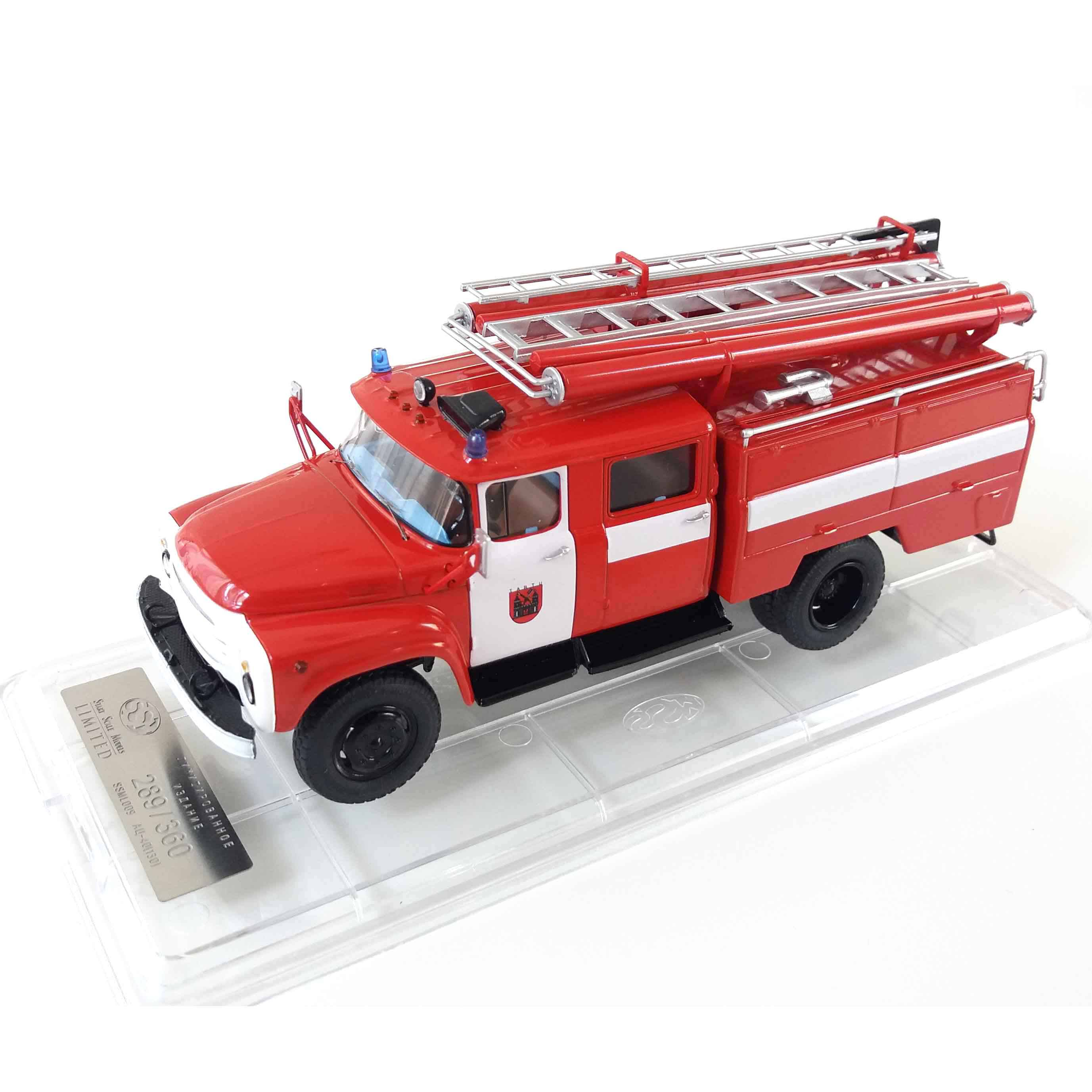 AC-40 (ZIL-131) TARTU - Start Scale Models-limited edition